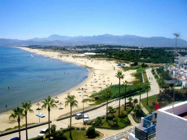 Tetouans Boasts What Has Been Considered Some Of The Most Beautiful Beaches In The Mediterranean World With Its Clear Waters Golden Sands And The