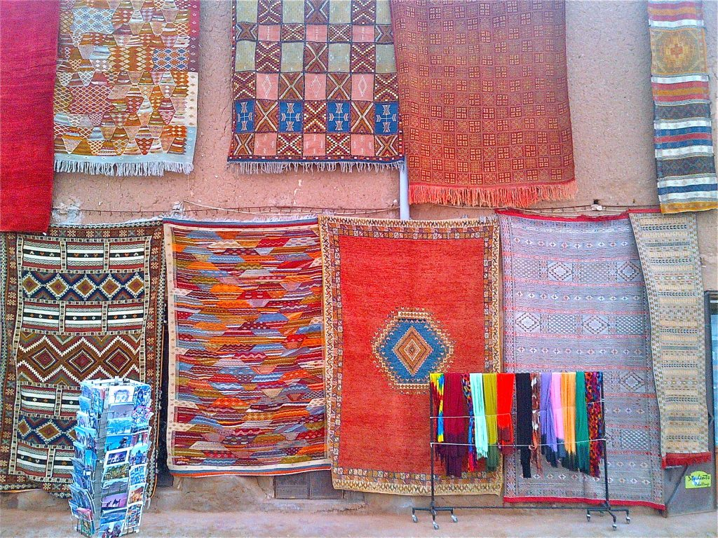 When Thinking Of Souvenirs From Morocco Rugs Come To Mind With Good Reason Each Region The Country Has A Unique Style Handmade Rug Distinct
